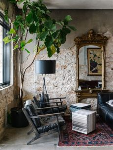 muebles usados en austin tx the hostel paredes interiores de piedra dise 241 o de interiores disenos de unas