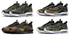 nike air max 97 camo pack nike air max 97 country camo pack release info sneakers magazine