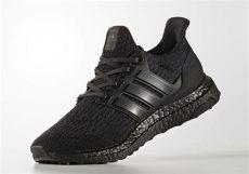 adidas ultra boost 30 triple black adidas ultra boost 3 0 black matte heel cg3038 sneakernews