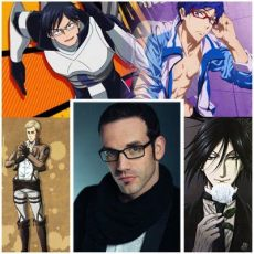 attack on titan eren yeager voice actor images of erwin attack on titan voice actor