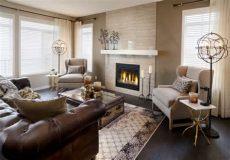 fotos de salas modernas con chimeneas salas modernas con chimenea colores en casa