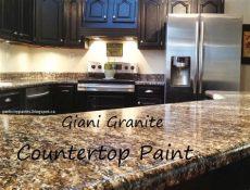 modern masters countertop transformations kit lowes park city paints granite countertop paint