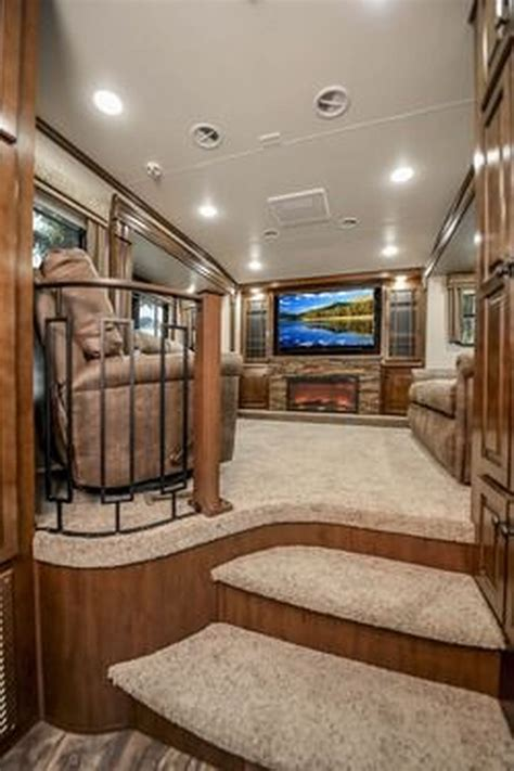 42 amazing luxury travel trailers interior design ideas