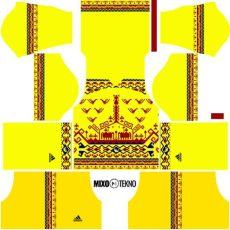 kit dls 2019 keren kit dls batik keren terbaru 2019 by mixotekno league soccer 2019