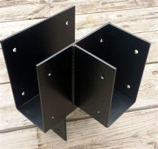 black metal brackets for wood beams post bracket bottoms and tops timber beams wood beams post beam