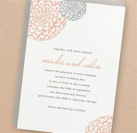 instant download blooms diy printable wedding invitation suite
