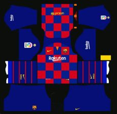 barcelona home kit dls kit dls barcelona terbaru 2019 2020 league soccer trik cara gratis