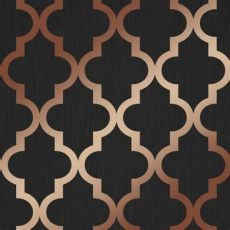 camden damask wallpaper charcoal copper henderson interiors camden trellis wallpaper charcoal copper wallpaper from henderson interiors uk