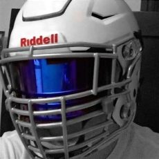 riddell speedflex big grill facemask 1000 images about shoc sports helmet visors on football emerald green and new