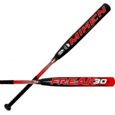 miken freak 30 2019 2019 miken freak 30 throwback series slowpitch softball bat frk30u
