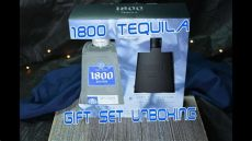 1800 tequila gift set with flask 1800 tequila with flask gift set