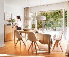 comedores bonitos de madera 25 comedores modernos y elegantes