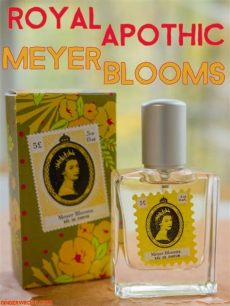 royal apothic perfume review review of royal apothic meyer blooms perfume wroot