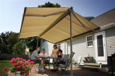 sunsetter awning reviews hello usa - Sunsetter Installation Cost