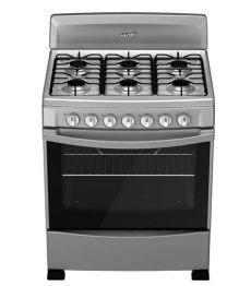 estufas acros empotrables precios acros estufa de piso de 30 quot copete y 6 quemadores plata
