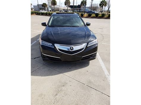 2015 acura tlx technology package owner orleans la