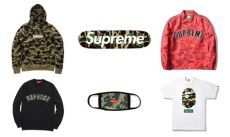 supreme bape collab 2018 this is probably what the supreme x bape collaboration would look like