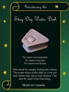 stay dry water dish uk stay water dish keeps muzzles ears and floors and clean keeps drinkers