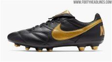 black and gold nike foosites black gold nike premier ii 2019 boots released footy headlines