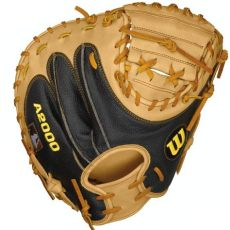 wilson a2000 catchers mitt superskin wilson a2000 superskin catcher s mitt 34 quot wta20rb151790ss
