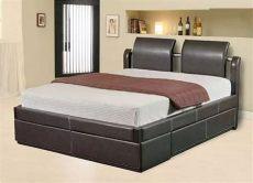 camas matrimoniales modernas y funcionales economicas camas funcionales