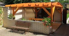 pitched roof pergola plans free pitched roof pergola