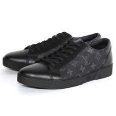 louis vuitton shoes harga select shop cavallo louis vuitton louis vuitton limited black monogram sneakers 1a2c4w eclipse