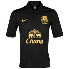 everton football club unveil new away kit for season 2012 13 nike news - Everton Nike Kit