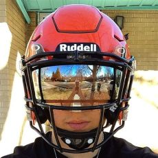 riddell speedflex qb facemask the facemask experts qb speed flex we t seen many qbs wearing