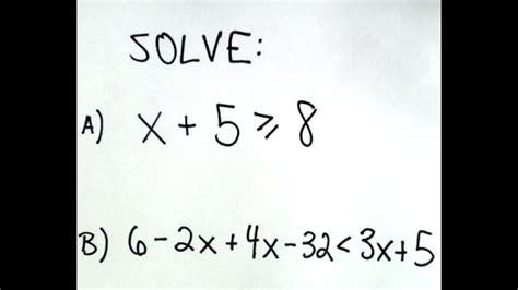 equations inequalities problem solving inequalities word problems worksheet