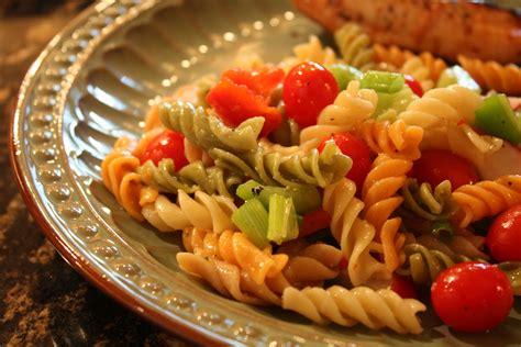 easy pasta salad recipe wendys hat
