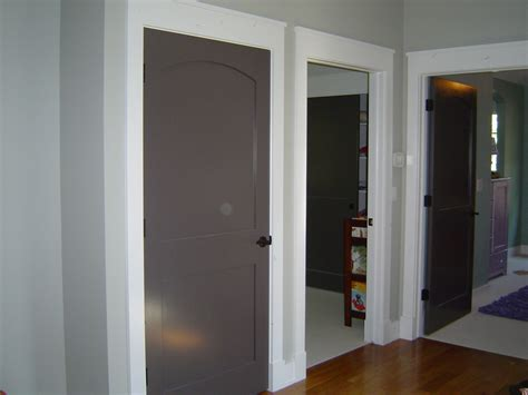 wow quality result complete interior paint trim doors
