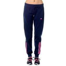 adidas track bottoms womens adidas performance womens 3 stripe track tracksuit bottoms navy ebay
