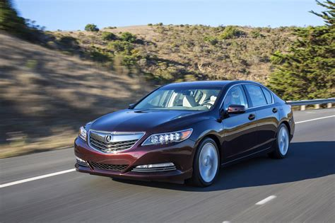 2016 acura rlx review ratings specs prices photos