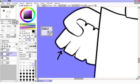 digital tutorial coloring paint tool sai easy chucklefish