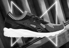 asics gel kayano trainer knit reflective pack black the asics gel kayano trainer knit reflective pack just released kicksonfire