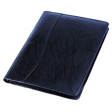 buy black stylish leatherite file folder resume folder