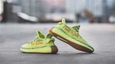 yeezy 350 v2 semi frozen yellow on foot review on adidas yeezy boost 350 v2 quot semi frozen yellow quot