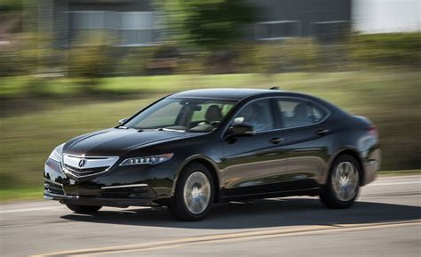 2017 acura tlx review car driver