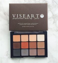 worth the price viseart neutral matte palette beautylymin - Viseart Palette Uk