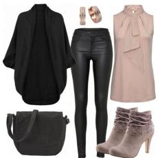 abend outfit winter abend dinner bei frauenoutfits de frauenoutfits weihnachtsfeier