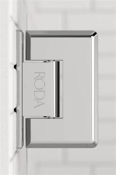 metal finishes basco shower doors - Roda Shower Door Parts