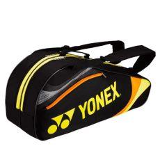 yonex badminton kit bag with shoe compartment yonex sunr 7326g bt6 badminton kit bag buy yonex sunr 7326g bt6 badminton kit bag at