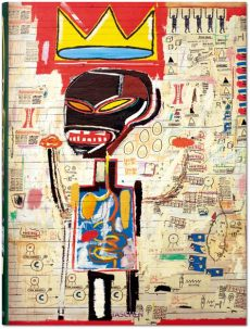 taschen art book sale what does the crown in basquiat paintings