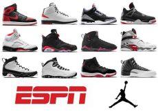 espn ranks every air in history sneakernews - Every Air Jordan Ranked