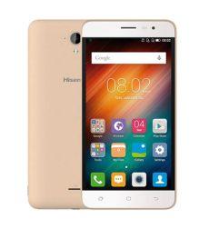 telefonos celulares att hisense celular f20 dorado at t