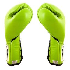 guantes cleto reyes verdes guantes profesionales cleto reyes verde lim 243 n 8 oz
