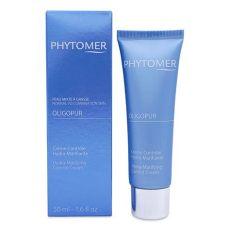 phytomer oligopur hydra matifying control cream phytomer oligopur hydra matifying 1 6 oz