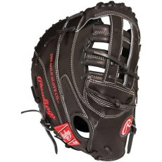 pro preferred first base mitt closeout rawlings pro preferred adrian gonzales base mitt 12 25 quot profm20kb gon