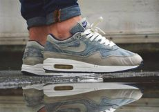 nike air max 1 dirty denim nike air max 1 denim by sizetenplease sweetsoles sneakers kicks and trainers on